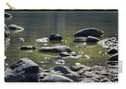 Lake Rocks Carry-all Pouch