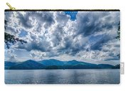 Lake Santeetlah In Great Smoky Mountains Nc Carry-all Pouch
