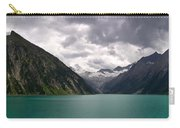 Lake Schlegeis Carry-all Pouch