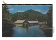 Lake Squam Off Rte. 3 In Holderness Nh Carry-all Pouch