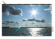 Lake St. Clair Sunset Carry-all Pouch