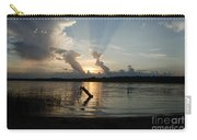 Lake Sunset 11 Carry-all Pouch