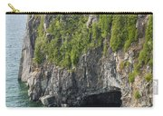 Lake Superior Cliff Scene 10 Carry-all Pouch