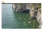Lake Superior Cliff Scene 7 Carry-all Pouch