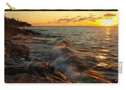 Lake Superior Dawn Carry-all Pouch