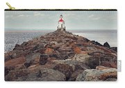 Lake Superior Light House Carry-all Pouch