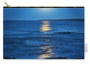 Lake Superior Moonrise Carry-all Pouch