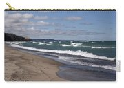 Lake Superior Shoreline Carry-all Pouch