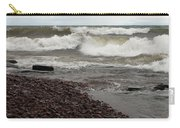 Lake Superior Surf Carry-all Pouch