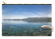 Lake Tahoe Calm Carry-all Pouch