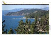 Lake Tahoe Nevada Carry-all Pouch by Aidan Moran