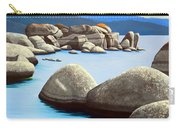 Lake Tahoe Rock Garden Carry-all Pouch