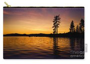 Lake Tahoe Sunset Carry-all Pouch
