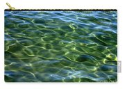 Lake Tahoe Swirls Abstract Carry-all Pouch