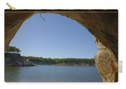 Lake Texoma Eisenhower State Park  Texas Carry-all Pouch