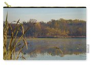 Lake Towhee In Autumn Carry-all Pouch