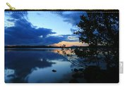 Lake Umbagog Sunset  Carry-all Pouch