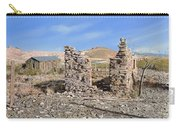 Lake Valley-new Mexico  Carry-all Pouch