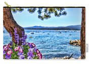 Lake View On Lake Tahoe By Diana Sainz Carry-all Pouch