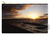 Lake Waconia Sunset Carry-all Pouch