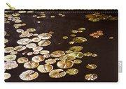 Lake Washington Lily Pad 10 Carry-all Pouch