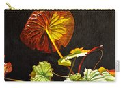 Lake Washington Lily Pad 18 Carry-all Pouch