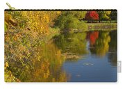 Lake Winona Autumn 13 Carry-all Pouch