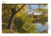 Lake Winona Autumn 14 Carry-all Pouch