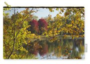 Lake Winona Autumn 15 Carry-all Pouch
