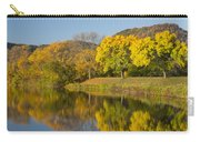 Lake Winona Autumn 8 Carry-all Pouch