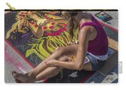 Lake Worth Street Painting Festival Carry-all Pouch