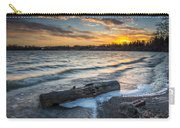 Lake Yankton Minnesota Carry-all Pouch