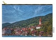 Lakefront Provincial Town Carry-all Pouch