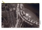Lakeshore Drive Aloft Bw Warm Carry-all Pouch