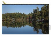 Lakeside Cottage Living - Reflecting On Relaxation Carry-all Pouch