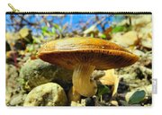 Lakeside Mushroom  Carry-all Pouch