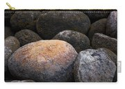 Lakeside Rocks At Lake Annette Carry-all Pouch