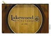 Lakewood Vineyards Carry-all Pouch