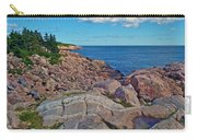 Lakies Head In Cape Breton Highlands Np-ns Carry-all Pouch