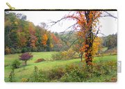 Lamance Valley In The Fall Carry-all Pouch