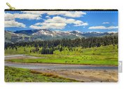 Lamar Valley Carry-all Pouch