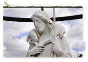 Lamb Of God Jesus Christ Torso Carry-all Pouch