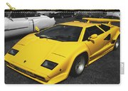 Lamborghini Countach Carry-all Pouch