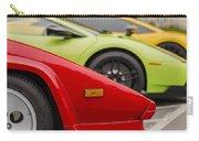 Lamborghini Countach Nose Carry-all Pouch