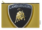 Lamborghini Emblem 2 Carry-all Pouch