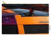 Lamborghini Rear View 2 Carry-all Pouch