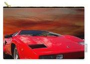 Lamborghini Starting Dream Carry-all Pouch
