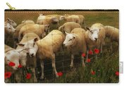 Lambs Carry-all Pouch