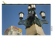 Lamp Post, China Carry-all Pouch