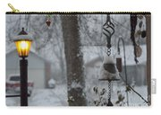 Lamplight At Dawn Carry-all Pouch